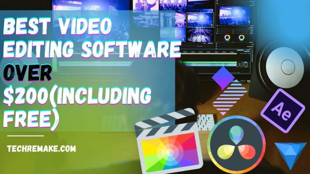 Best Video Editing Software Over $200, how to use adobe premiere pro cc