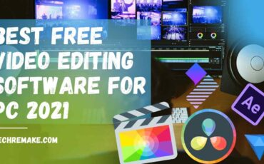 Best Video Editing Software Free For Pc 2021
