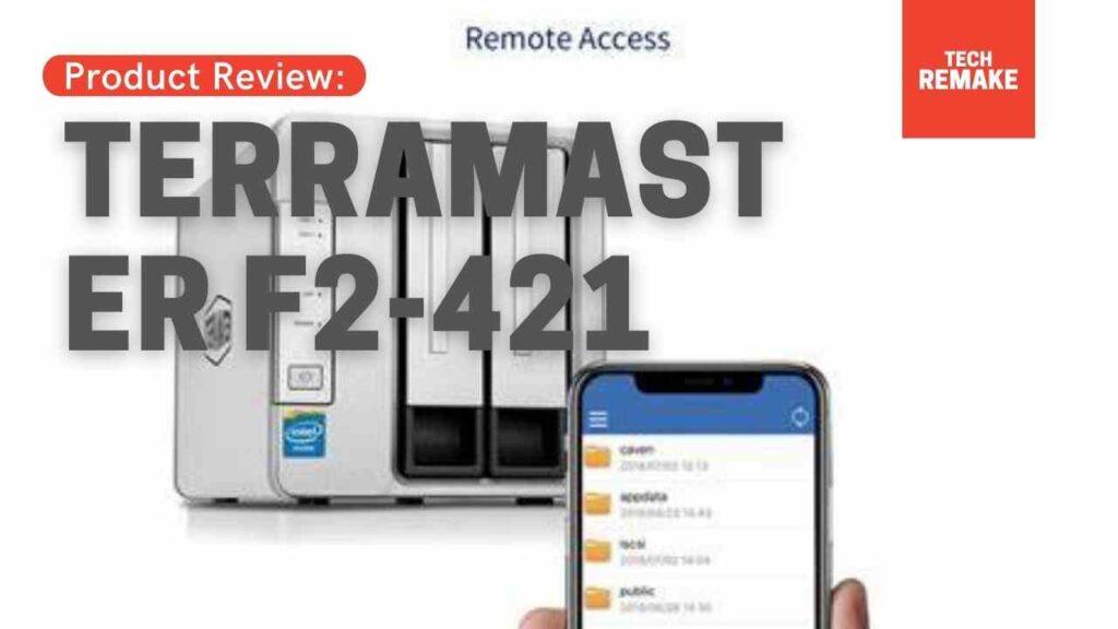 TerraMaster F2-421