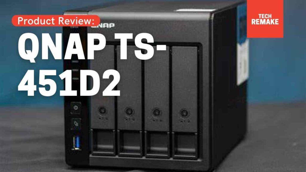 Qnap TS-451D2