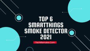 smartthings smoke detector