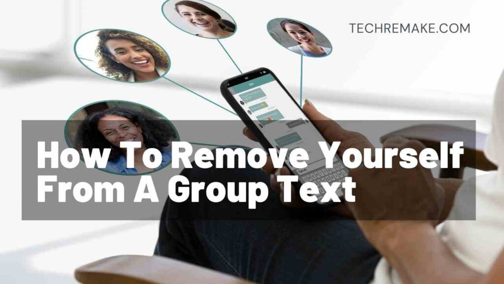How To Remove Yourself From A Group Text Iphone How To Remove Yourself From A Group Text Remove Yourself From A Group Text
