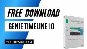 genie timeline 10 free